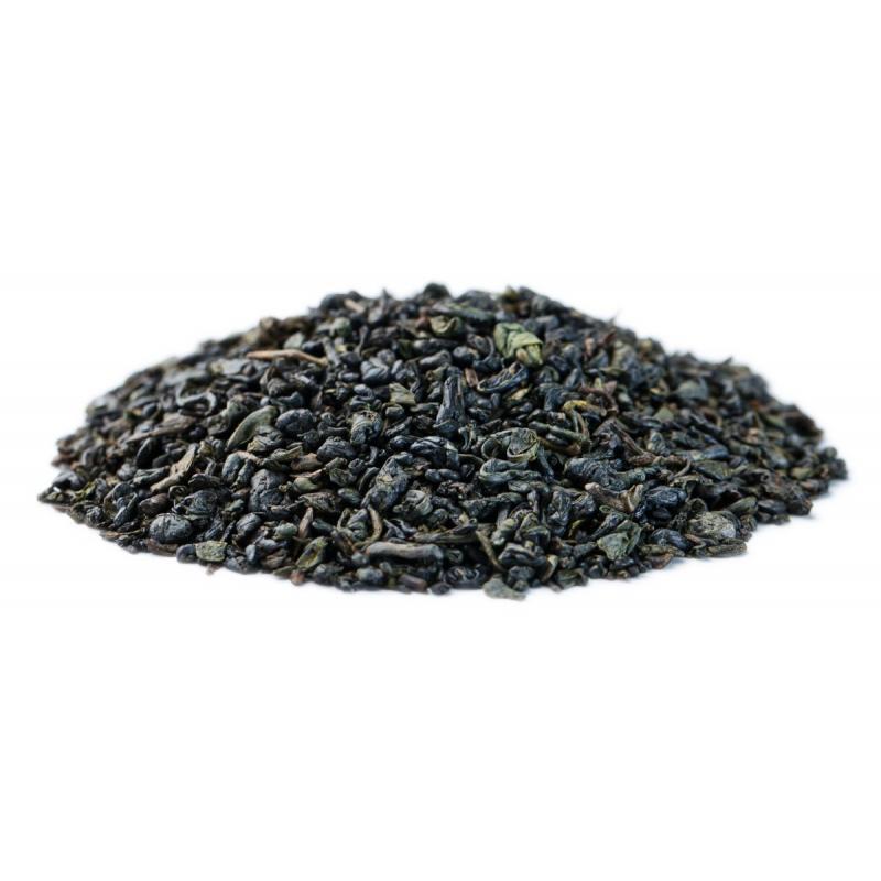 Чай GUTTENBERG. Ганпаудер зеленый порох 100 гр. (вес)