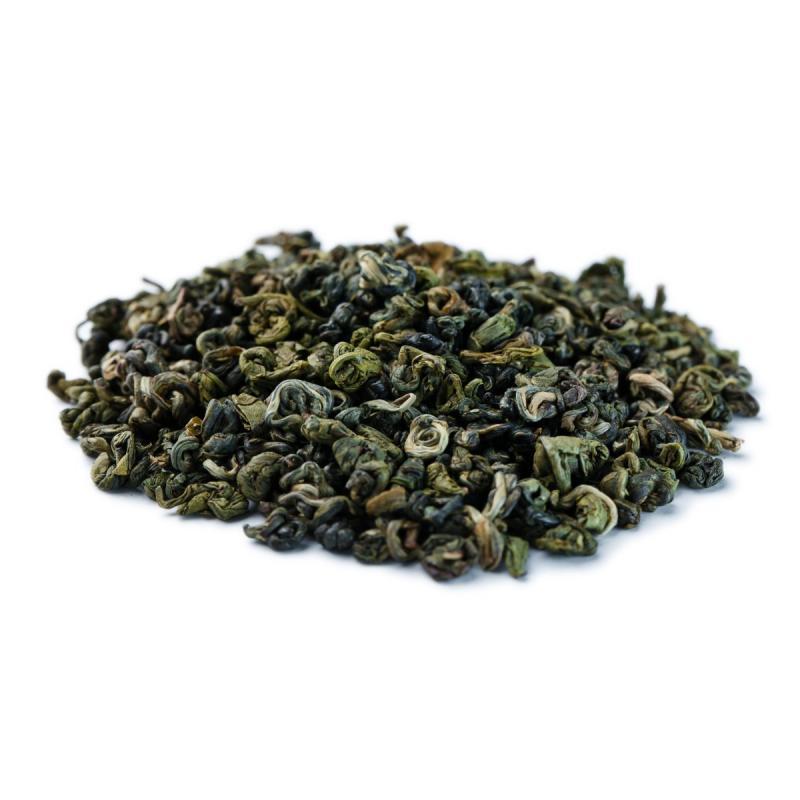 Чай GUTTENBERG. Зеленый. Лу Инь Ло Изумрудный жемчуг. 100 гр. (вес)