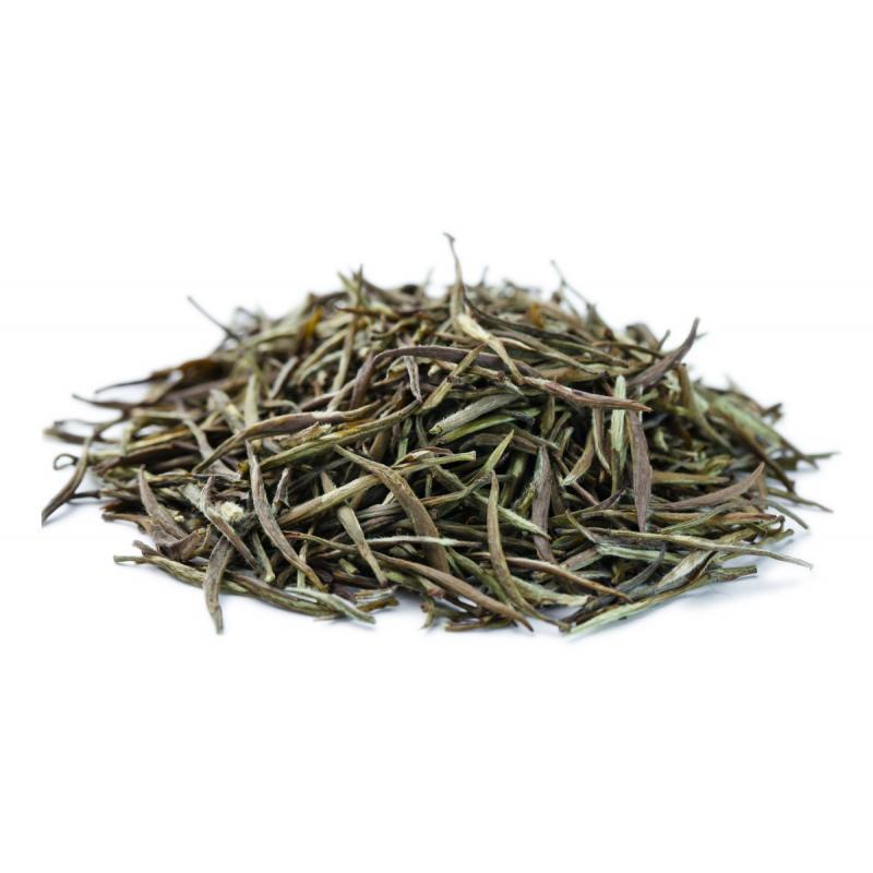 Чай GUTTENBERG. Белый. Серебрянные иглы. 100 гр. (вес)