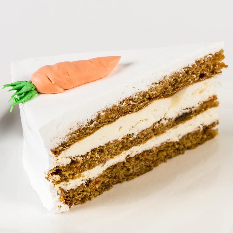 Пирожное  Морковный торт