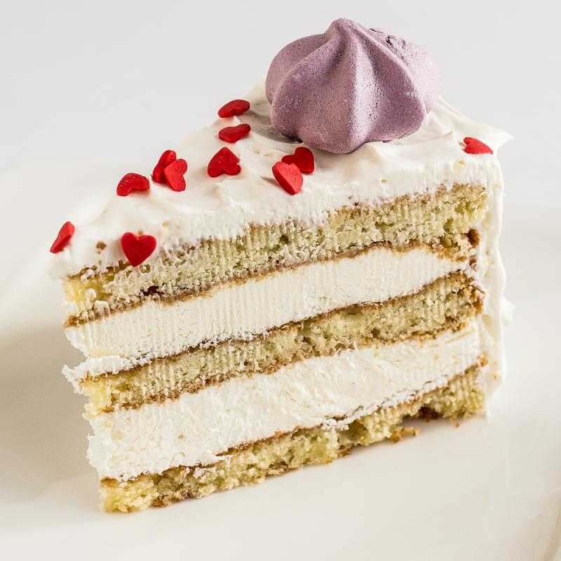 Пирожное Сметанник