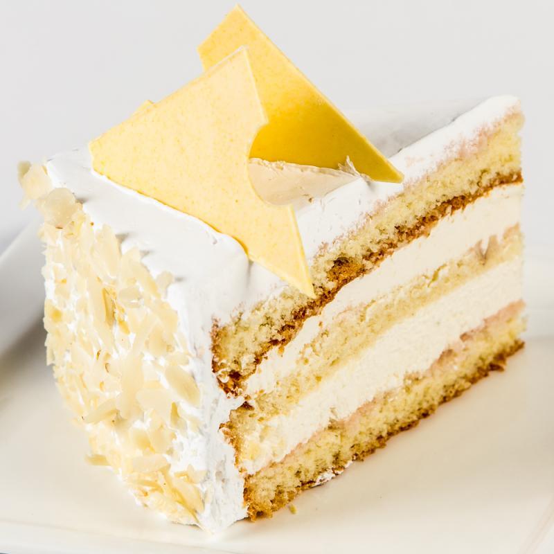 Пирожное Венской сырное